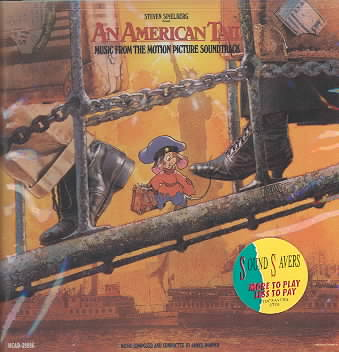 AMERICAN TAIL (OST) BY HORNER,JAMES (CD)