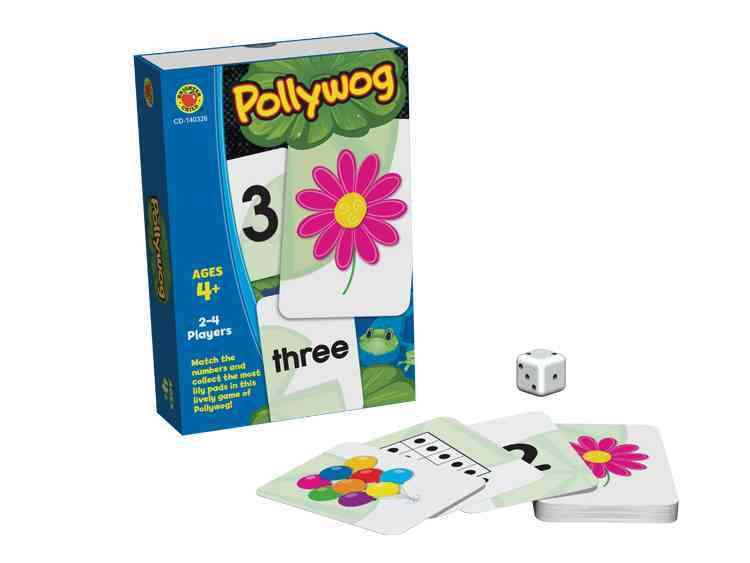 Pollywog Card Game By Carson-Dellosa Publishing Company, Inc. (COR)